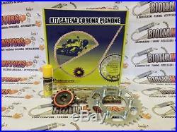 152835000 KIT COURONNE PIGNON CHAÎNE OE HONDA 650cc XRV 650 Africa Twin 88-90