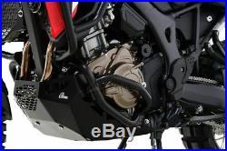 250453 Haute Qualité Pare-Chocs pour Honda Crf 1000 L Africa Twin Noir