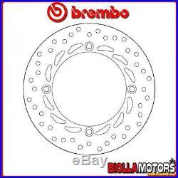 68B407A5 DISQUE DE FREIN ARRIÈRE BREMBO HONDA XRV AFRICA TWIN 750cc 1990-2002 FI
