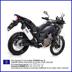 72621AK SILENCIEUX ARROW MAXI RACE-TECH HONDA CRF 1000 L AFRICA TWIN