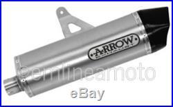 72621AK Silencieux Arrow Maxi Race-Tech Aluminium Honda CRF 1000 L Africa Twin