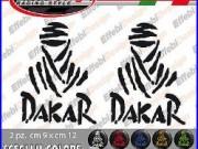 Adesivi stikers DAKAR PARIS RALLY AFRICA TWIN HONDA KTM YAMAHA CAGIVA IVECO