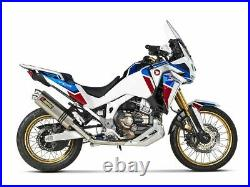 Akrapovic Complete Exhaust Honda Africa Twin Crf 1100 L 2020-2021