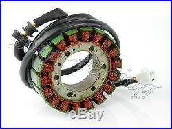 Alternateur, Stator, Alternateur Honda XRV750 Africa Twin RD07A, 96-00