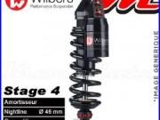 Amortisseur Honda CRF 1000 L Africa Twin (2016) Wilbers Stage 4 Nightline