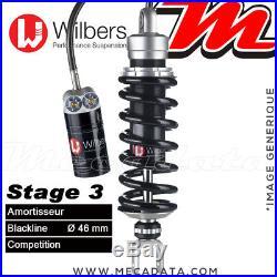 Amortisseur Honda XRV 750 R Africa Twin (1998) Wilbers Stage 3 Blackline