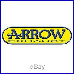 Arrow 72604PD Silencieux E. 4T Honda XRV 750 9092 Africa Twin Paris Dakar