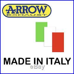 Arrow Echappement Hom Mrt Noir C Honda Crf 1100 L Africa Twin 2020 20