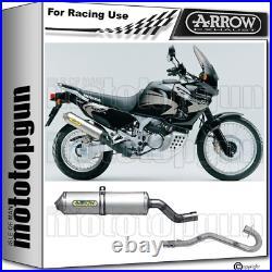 Arrow Ligne Complete Race Enduro Alumilite Honda Xrv 750 Africa Twin 2002 02
