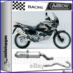 Arrow Silencieux Complete Enduro Alumilite Race Honda Xrv 750 Africatwin 1999 99