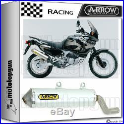 Arrow Silencieux Enduro Alumilite Alu Race Honda Xrv 750 Africa-twin 2001 01