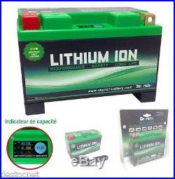 Batterie Moto Lithium Garantie YTX14H-BS HONDA XRV 750 AFRICA TWIN