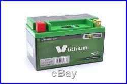 Batterie au LITHIUM PLATINUM YTX14-BS Honda 750 Africa Twin 93