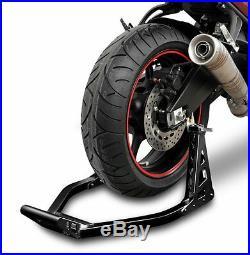 Béquille d'atelier moto BX arrière Honda Africa Twin XRV 750 lève de stand
