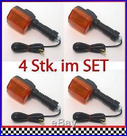 Blinker-Set für Honda XRV 750 Africa Twin Bj. 90-92