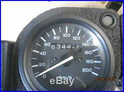 Bloc compteur compte tours 63442 kms pour Honda 750 Africa twin XRV RD07