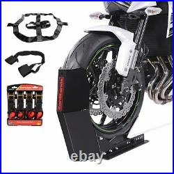 Bloque roue + Rampe + Sangles pour Honda Africa Twin CRF 1000 L SM14