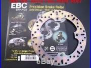 Bremsscheibe hinten Honda XRV 750 Africa Twin, RD04, RD07, MD6103 EBC brake disc
