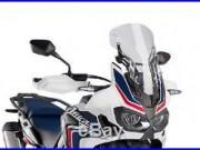Bulle Racing Puig Honda Crf1000l Africa Twin 2018 Transparent