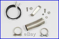 CRF1000L CRF 1000 AFRICA TWIN 15-17 KIT Silencieux Echappement inox SC37R