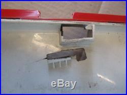 Cache latéral gauche pour Honda 750 Africa twin XRV RD04