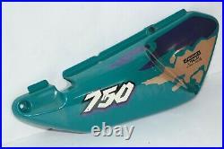 Carénage flanc latéral droitHonda XRV 750 Africa Twin RD07 1994