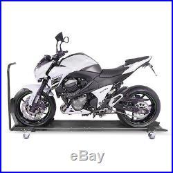 Chariot range moto Honda Africa Twin CRF 1000 L Rail bloque de roue GR