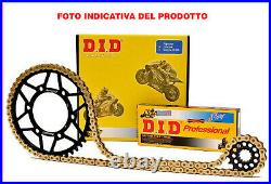 DID Kit De Transmission Honda 1000 Crf L Africa Twin 16-17 +2 Dents