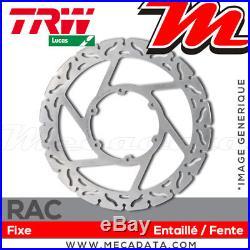 Disque de frein Arrière TRW Honda CRF 1000 L, LA, LD Africa Twin (SD04) 2016