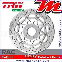 Disque de frein Avant MSW230RAC Honda CRF 1000 L, LA, LD Africa Twin (SD04) 2016