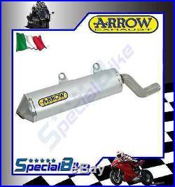 Echappement Arrow Offroad Enduro Alumilite Honda Xrv 750 Africa Twin 1996 2004