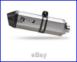 Echappement MIVV SPEED EDGE inoxydable HONDA CRF 1000 L AFRICA TWIN 16- SD04
