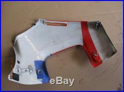 Flanc de carénage gauche pour Honda 750 Africa twin XRV RD04