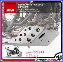 GIVI Skid plaque/Oil Carter protecteur Alum Honda CRF1000L Africa Twin 2016 16