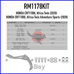 Garde-Boue GIVI Honda Crf 1100 L Africa Twin /Adv RM02 + RM1178KIT