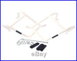 Garde / Sturzbügel Honda XRV 750 Africa Twin, blanc, Type RD07