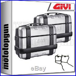 Givi Paire Valises Trk33n Trekker For Honda Africa Twin 750 2001 01 2002 02