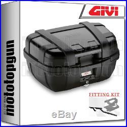 Givi Valise Monokey Trk52b Trekker Noir For Honda Africa Twin 750 1991 91