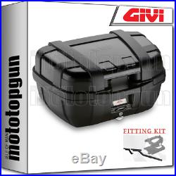 Givi Valise Monokey Trk52b Trekker Noir For Honda Africa Twin 750 2002 02