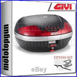 Givi Valise Top Case Monokey V46n For Honda Africa Twin 750 2001 01 2002 02
