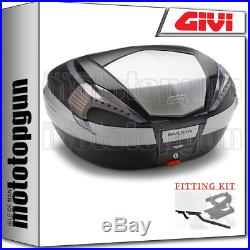 Givi Valise Top Case Monokey V56nt Maxia-4 For Honda Africa Twin 750 1998 98