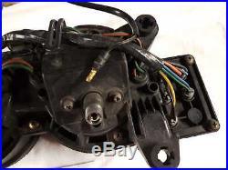 HONDA Africa Twin 750 Compteurs / RD07 Africa Twin 750 Speedometer Tachometer