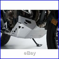 HONDA CRF1000L Africa Twin SD06 (17-18) Sabot moteur alu gris SW-MOTECH