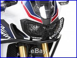 Hepco Becker headlight guard grill Honda 1000 Africa Twin 2016