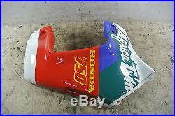 Honda 750 Africa Twin Droits Carénage Latéral/de Grande Valeur 64204-ms8-0000