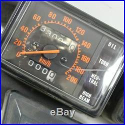 Honda Africa Twin XLV 750 RD01 Habitacle 44042 Instruments Compte-Tours Capot