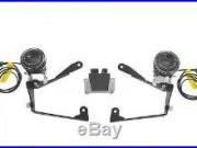 Honda CRF1000L AFRICA TWIN LED Phares supplémentaires pièce BROUILLARD Droite /