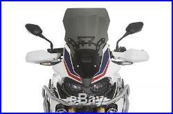 Honda CRF1000L AFRICA TWIN Pare-vent Pare-Brise Long Teinté écran