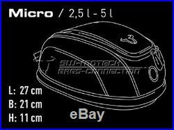 Honda CRF1000L Africa Twin Année de Construction 15-17 Quicklock Evo Micro Moto