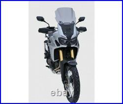 Honda Crf 1000 Africa Twin-16/19 Bulle Haute Ermax Noire Claire-0101099